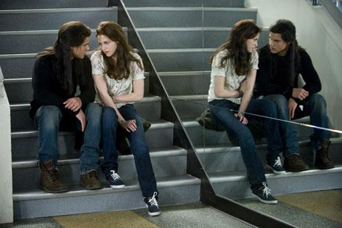 Jacob and Bella at the Movies Still