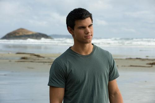 Jacob Black New Moon LA Push Still