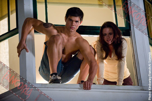 New Jacob and Bella Still From New Moon