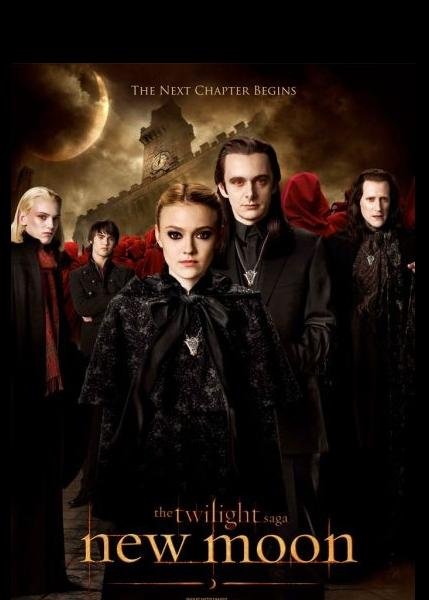 New Moon Poster of the Volturi