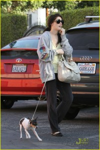 Ashley Greene and Marlow Back in LA2