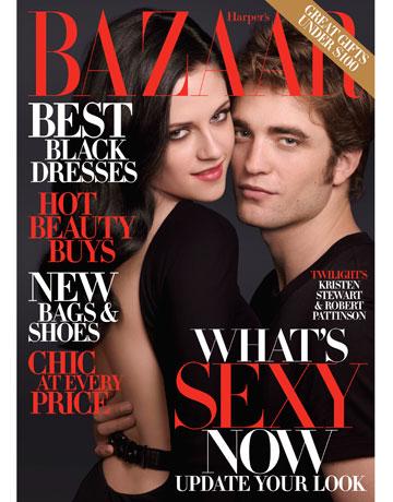 KStew RPatz Bazaar Photoshoot Cover